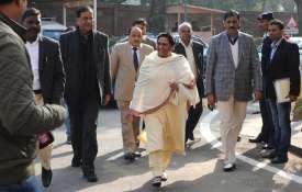 <p>mayawati</p>- India TV