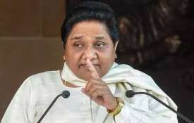 <p>Mayawati</p>- India TV