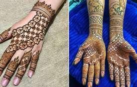 Raksha bandhan 2019 latest mehandi designs- India TV