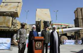 Iran unveils new Missile Defence System, Rouhani says our enemies 'do not accept logic' | AP- India TV