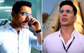 John Abraham and Akshay kumar- India TV
