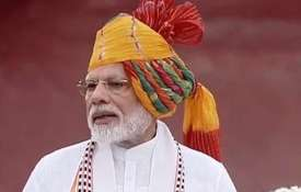 Top 10 highlights of PM Narendra Modi speech on Independence Day 2019- India TV