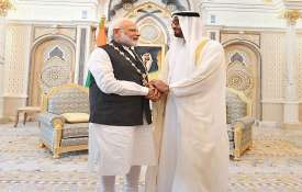 UAE honours PM Modi with highest civilian award- India TV