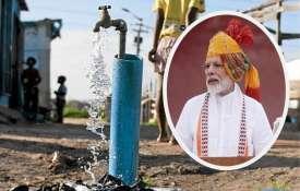 Prime Minister Narendra Modi speech on jal jeevan mission- India TV