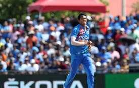 नवदीप सैनी का ड्रीम डेब्यू! वेस्टइंडीज के खिलाफ टी20 करियर के पहले ही मैच में लगाईं रिकॉर्ड्स की झड़- India TV