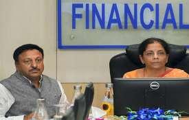 Economic Affairs Secretary to soon hold discussions with FPI representatives, says Nirmala Sitharama- India TV