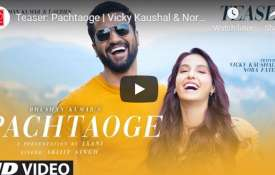 Pachtaoge Song- India TV