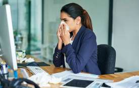 80 percent people sick in office premises found in a research- India TV