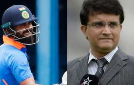Virat Kohli and Sourav Ganguly- India TV