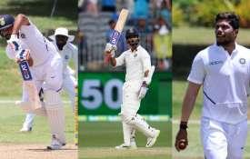 पहले टेस्ट मैच में कोहली के सामने बड़ी समस्या! रहाणे और रोहित या पांचवां गेंदबाज खिलाएं? - India TV