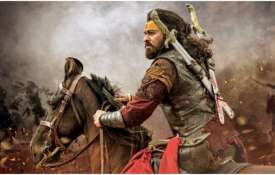 New poster of Chiranjeevi film Sye Raa Narasimha Reddy- India TV