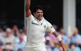 बैन हटने के बाद बोले श्रीसंथ- करियर का अंत 100 टेस्ट विकेट के साथ करना चाहता हूं- India TV