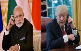 <p>PM Narendra Modi had a telephone...- India TV