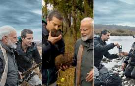 PM Modi in Man vs Wild Show- India TV
