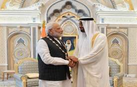 Prime Minister Narendra Modi UAE visit- India TV