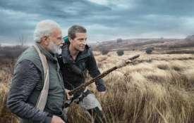 PM Narendra Modi- Bear Grylls- India TV
