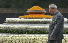 Pranab Mukherjee, Former President of India - India TV