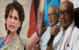 चिदंबरम का कांग्रेस नेताओं ने किया बचाव, प्रियंका-दिग्विजय खुलकर आए सामने- India TV