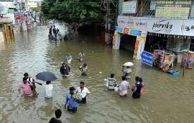 बारिश-बाढ़ से देशभर के 9 राज्यों मे भीषण तबाही, 250 से ज्यादा लोगों की गई जान- India TV