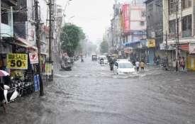 रेगिस्तान में बाढ़ ने मचाया कहर, पंजाब में भारी बारिश का अलर्ट जारी- India TV