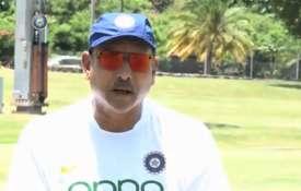 Ravi Shastri- India TV