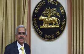 RBI Governor Shaktikanta Das - India TV