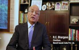 RC Bhargava, Chairman, Maruti Suzuki India Pvt Ltd- India TV