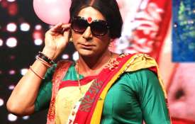 Sunil Grover as Rinku Bhabhi- India TV