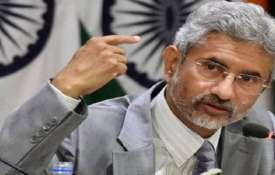 S Jaishankar - India TV
