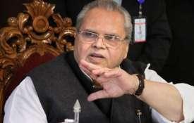 Governor Satya Pal Malik directs Civil Secretariat Srinagar & govt offices to resume normal function- India TV