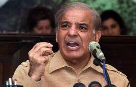 Shehbaz Sharif accuses Imran Khan of 'selling Kashmir's future'- India TV