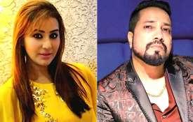 Shilpa Shinde and Mika Singh- India TV