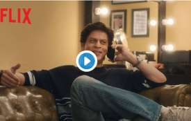 Netflix, Shah Rukh Khan- India TV