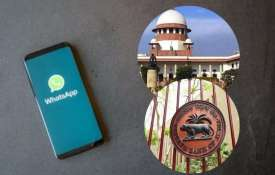 Supreme Court Gives RBI Six Weeks To Confirm WhatsApp Payments Data Localisation- India TV