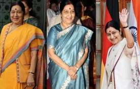 Sushma sawraj- India TV