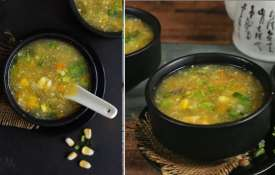 Chinese Sweet Corn Soup Recip- India TV