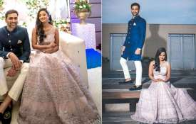 Tina Philip gets engaged to boyfriend Nikhil- India TV