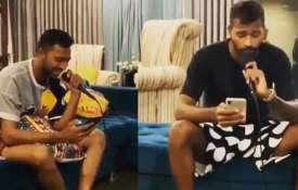 क्रुणाल पांड्या और हार्दिक पांड्या- India TV