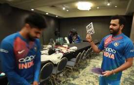 Rohit Sharma and Ravinder Jadeja- India TV