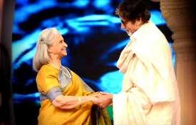 अमिताभ बच्चन और वहीदा रहमान- India TV