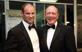 Andrew Strauss and Geoffrey Boycott- India TV