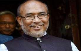 मणिपुर के मुख्यमंत्री एन बीरेन सिंह- India TV