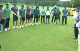Irfan Pathan With Jammu and Kashmir Team- India TV