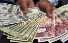 foreign exchange reserves dipped by 44.6 million dollar to 428.6 billion dollar- India TV
