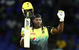 Chris Gayle- India TV