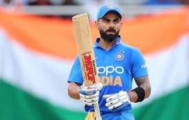 विराट कोहली स्टैंड के अनावरण के समय मौजूद रहेगी भारतीय टीम- India TV