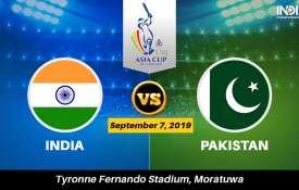 भारत बनाम पाकिस्तान, ऐशिया कप अंडर 19 लाइव स्ट्रीमिंग:- India TV