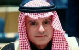 Saudi Arabia's State Minister for Foreign Affairs Adel bin Ahmed al-Jubeir- India TV