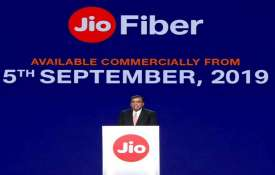 Mukesh Ambani's Jio announces launch of broadband service JioFiber - India TV