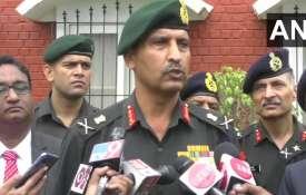 Lt Gen S K Saini, GOC-in-C, Army Southern Command- India TV